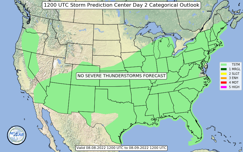 Day 2 Convective Outlook